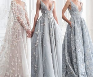 dress, aesthetic, and fancy image