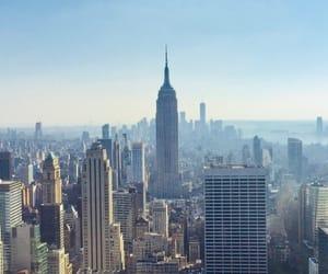 blair waldorf, gossip girl, and new york city image