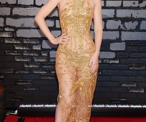 dress, emilio pucci, and video music awards image