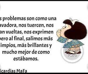 frases, problemas, and mafalda image