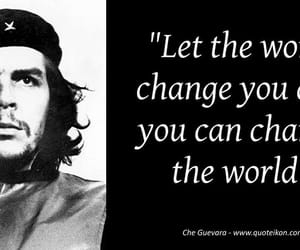 Che Guevara, motivation, and quote image
