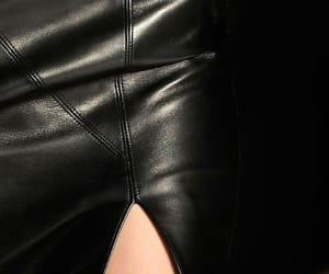 leather, Michael Kors, and fw 09 image