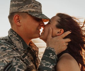 airforce, Las Vegas, and love image