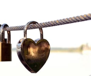 charity, hope, and locks image