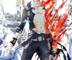 anime, badass, and beautiful image