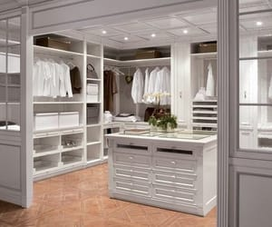 closet, mansion, and big closet image