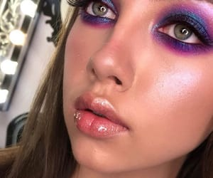 Beautiful Girls, gorgeous pretty, and lovely makeup woman image