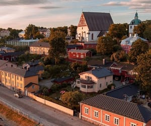 autumn and finland image