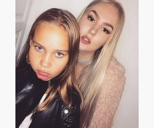 beautiful, cousin, and girl image