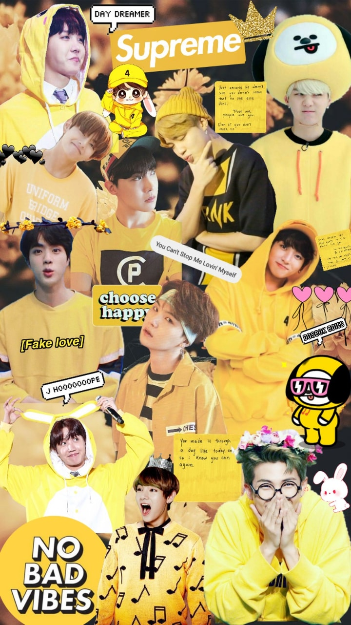 Wallpaper Lockscreen In Yellow Shared By Cryinsprite