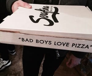 pizza, quotes, and boy image