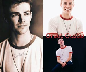 acteur, the flash, and grant gustin image