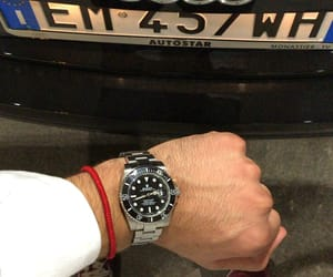 audi, red, and submariner image
