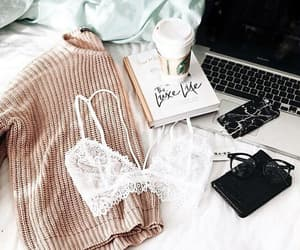 classy, inspiration, and laptop image