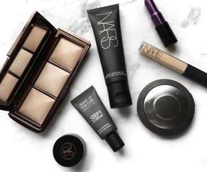 beige, black, and Foundation image