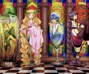 aladdin, magi, and yunan image