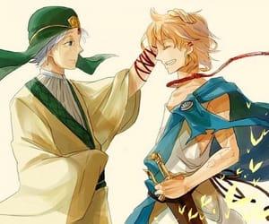 magi, alibaba, and jafar image