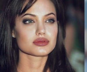 Angelina Jolie, Hot, and lips image
