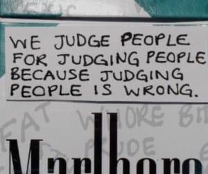 quotes, cigarette, and marlboro image