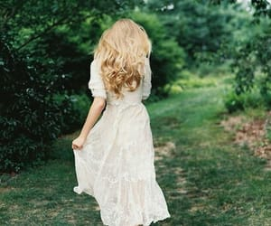 nature, dress, and photography image