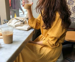 coffee and yellow image