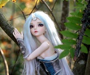 bjd, fairyland, and doll image