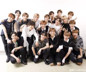 kpop, nct u, and nct 127 image
