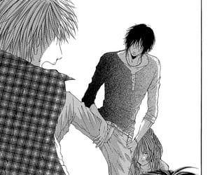 manga, monochrome, and shoujo no jikan image