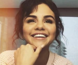 selena gomez, celebrity, and smile image