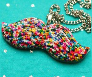 amazing, mustache, and necklace image