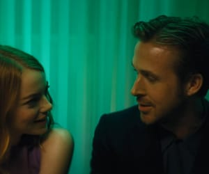 la la land, emma stone, and ryan gosling image