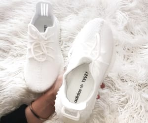 sneakers, fashion, and yeezy image