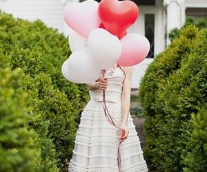 heart balloon, love balloon, and heart decoration image