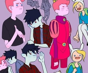 gay, marceline, and lesbian image