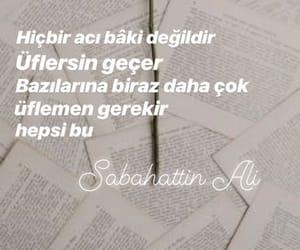 alıntı, sabahattin ali, and türkçe sözler image