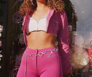 2000s, pink, and clothes image