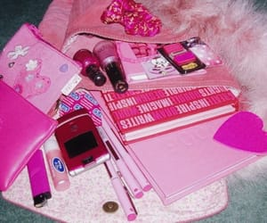 2000s, pink, and school image