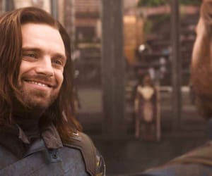 Avengers, Marvel, and bucky barnes image