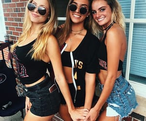 beauty, bffs, and goal image