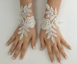 etsy, bridal glove, and bride glove image