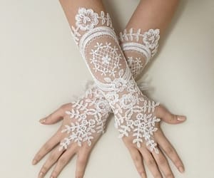 etsy, wedding gloves, and bridal glove image