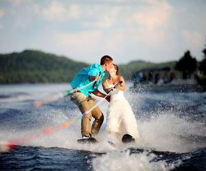 moment, wedding, and surf photo image