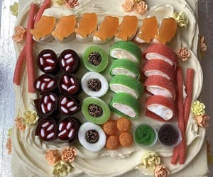 bakery, cake, and candies image