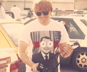 rupert grint, harry potter, and camera image