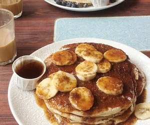banana, big, and brunch image