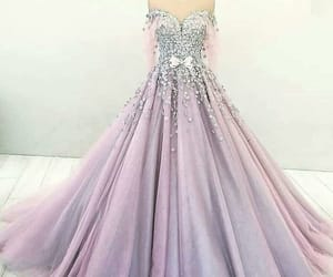 amazing, dress, and princess image