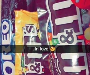 chocolat, m&m, and oreo image