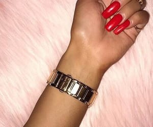 glam, goals, and hand image