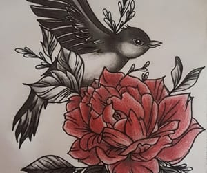 beautiful, nature, and sketch image