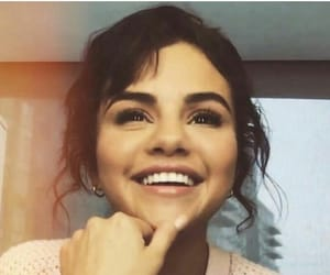 selena gomez, smile, and celebrity image